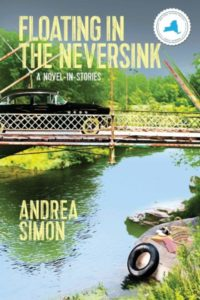 Floating Neversink by Andrea Simon