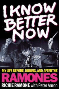 I Know Better Now by Richie Ramone