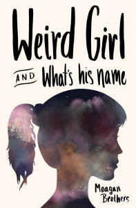 Weird Girl Book Cover