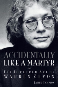 Accidentally Like a Martyr - Warren Zevon Bio