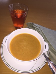 Tomato Broccoli Soup
